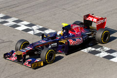 Jean Eric Vergne Royalty Free Stock Photos