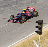 Jean Eric Vergne Royalty Free Stock Images