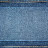 Jean fabric background Stock Photo
