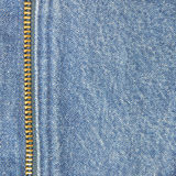 Jean fabric background Stock Image