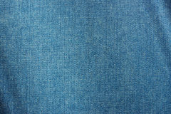 Jean fabric background Royalty Free Stock Images