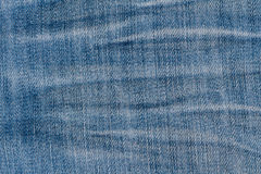 Jean Fabric Background, Texture of cotton Stock Image