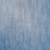 Jean Fabric Background, Texture of cotton Royalty Free Stock Photography