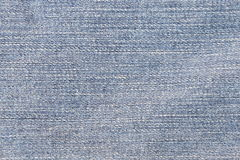 Jean fabric texture and background Royalty Free Stock Photos