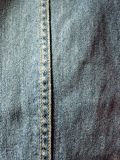 Jean fabric texture background Royalty Free Stock Photo