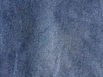 Jean fabric texture. For background royalty free stock image