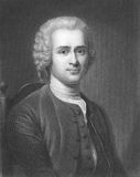 Jean-jacques Rousseau photo stock