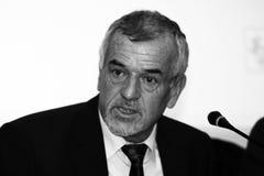 Jean-Marie Nicolas, Junior prefect of Pyrenees-Ori Stock Images