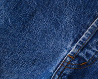Jean material royalty free stock image