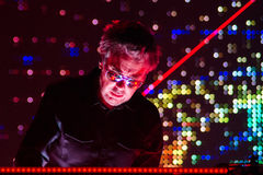 Free JEAN MICHEL JARRE - ELECTRONICA TOUR - LOS ANGELES - MAY 27 2017 Stock Photos - 93628953