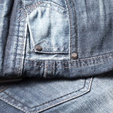 Jean pants Stock Photography
