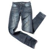 Jean pants Royalty Free Stock Image