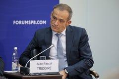 Jean-Pascal Tricoire Stockbild
