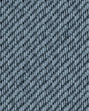 Jean pattern realistic seamless texture Stock Image