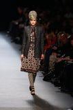 Jean Paul Gaultier - semaine de mode de Paris Photo stock
