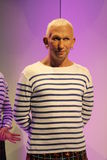 Jean-Paul Gaultier wax figure Royalty Free Stock Image