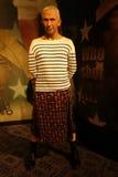 Jean Paul Gaultier Wax Figure Royalty Free Stock Photo