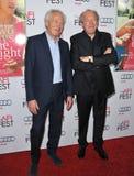 Jean-Pierre Dardenne et Luc Dardenne Photo libre de droits