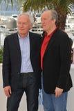 Jean-Pierre Dardenne & Luc Dardenne Στοκ φωτογραφίες με δικαίωμα ελεύθερης χρήσης