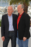 Jean-Pierre Dardenne y Luc Dardenne Fotos de archivo libres de regalías