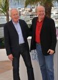 Jean-Pierre Dardenne y Luc Dardenne Foto de archivo