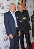 Jean-Pierre Dardenne y Luc Dardenne Imagenes de archivo