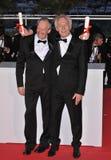 Jean Pierre, Jean-Pierre Dardenne, Luc Dardenne Photo stock