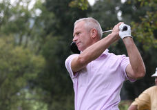 Jean Pierre Sallat Cannes-Mougins Seniors Masters Royalty Free Stock Photos