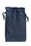 Jean pouch Stock Photography