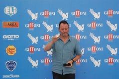 Jean Reno al Giffoni Film Festival 2012 Fotografía de archivo