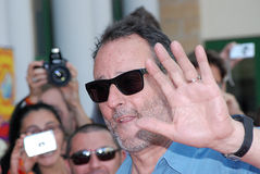 Jean Reno al Giffoni Film Festival 2012 Photos stock