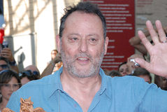 Jean Reno al Giffoni Film Festival 2012 Photo stock