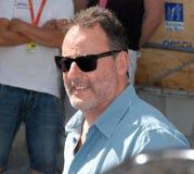 Jean Reno al Giffoni Film Festival 2012 Photos stock
