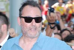 Jean Reno al Giffoni Film Festival 2012 Fotos de archivo libres de regalías