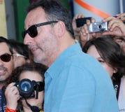Jean Reno al Giffoni Film Festival 2012 Fotos de archivo