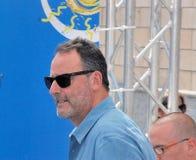 Jean Reno al Giffoni Film Festival 2012. Giffoni Valle Piana, Salerno, Italia - 21 Luglio, 2012 : Jean Reno al Giffoni Film Festival 2012 - il 21 Luglio, 2012 a Stock Photos