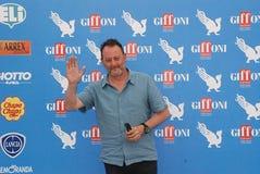 Jean Reno al Giffoni Film Festival 2012 Royalty Free Stock Photos