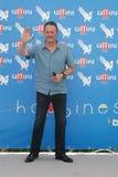 Jean Reno al Giffoni Film Festival 2012. Giffoni Valle Piana, Salerno, Italia - 21 Luglio, 2012 : Jean Reno al Giffoni Film Festival 2012 - il 21 Luglio, 2012 a Royalty Free Stock Image