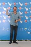 Jean Reno al Giffoni Film Festival 2012. Giffoni Valle Piana, Salerno, Italia - 21 Luglio, 2012 : Jean Reno al Giffoni Film Festival 2012 - il 21 Luglio, 2012 a Stock Images