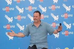 Jean Reno al Giffoni Film Festival 2012. Giffoni Valle Piana, Salerno, Italia - 21 Luglio, 2012 : Jean Reno al Giffoni Film Festival 2012 - il 21 Luglio, 2012 a Stock Photo