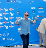 Jean Reno al Giffoni Film Festival 2012 Stock Photos