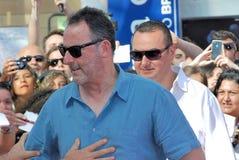 Jean Reno al Giffoni Film Festival 2012 Stock Photography