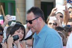 Jean Reno al Giffoni Film Festival 2012. Giffoni Valle Piana, Salerno, Italia - 21 Luglio, 2012 : Jean Reno al Giffoni Film Festival 2012 - il 21 Luglio, 2012 a Stock Photography