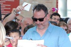 Jean Reno al Giffoni Film Festival 2012 Stock Images