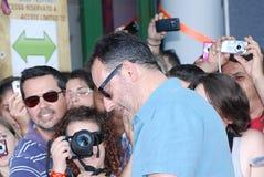 Jean Reno al Giffoni Film Festival 2012 Stock Image