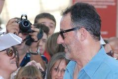 Jean Reno al Giffoni Film Festival 2012 Royalty Free Stock Image