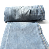 Jean roll Royalty Free Stock Photo