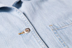 Jean shirt Royalty Free Stock Images