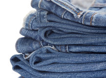 Jean Stack Stock Photo