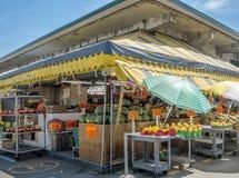 Jean-Talon Market Fotografia Stock Libera da Diritti